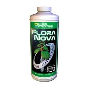 Abono / Fertilizante para Cultivo de GHE FloraNova Grow (3,79L)