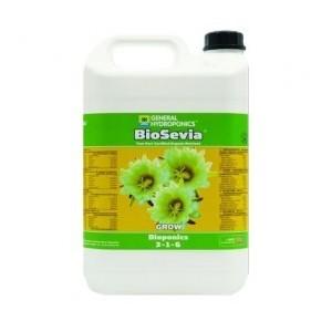 Abono GHE BioSevia Grow 100% Ecológico (5L)