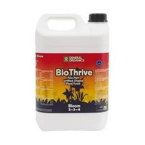 Abono Biológico Floración de GHE BioThrive Bloom (5L)
