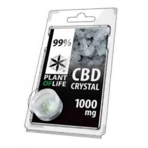 Cristales de CBD Isolado 99% 1000 mg