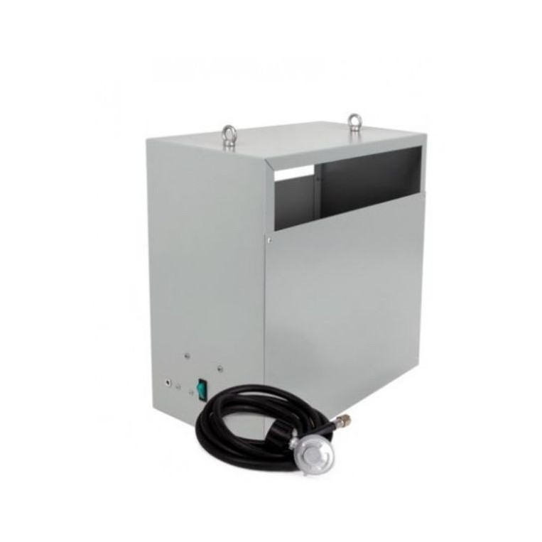 Generador CO2 Propano