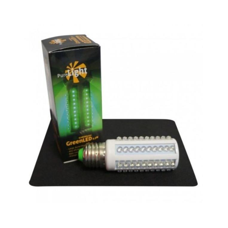 Bombilla verde Green LED 3.5w