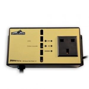 Sensor de CO2 Dimlux