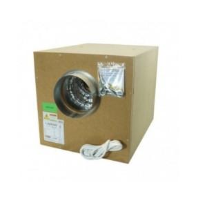 Extractor Caja Madera Insonorizado