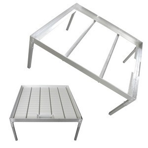 Kit mesa de cultivo + Soporte 1x1,1m