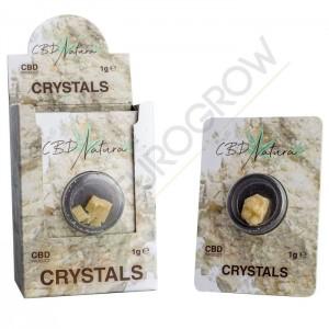 Cristales CBD Natura 99%