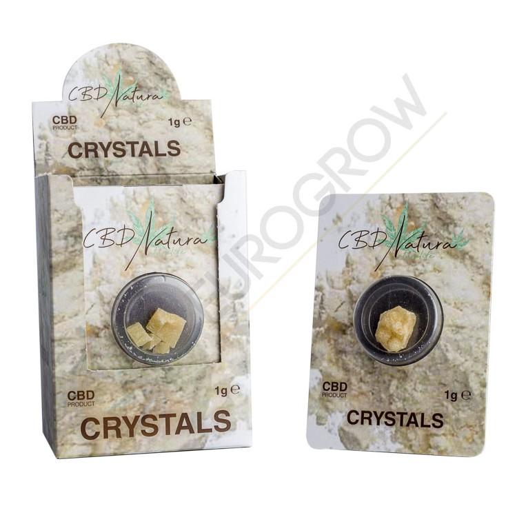 Cristales CBD Natura