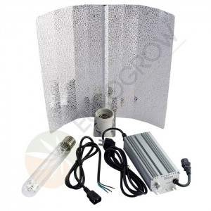 Kit 600w Balastro Electronico Regulable