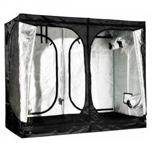 Armario Dark Room II 240x240x200 Cm.