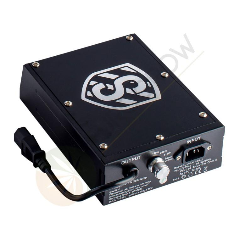 Balastro electrónico Solux Pro LEC 315w