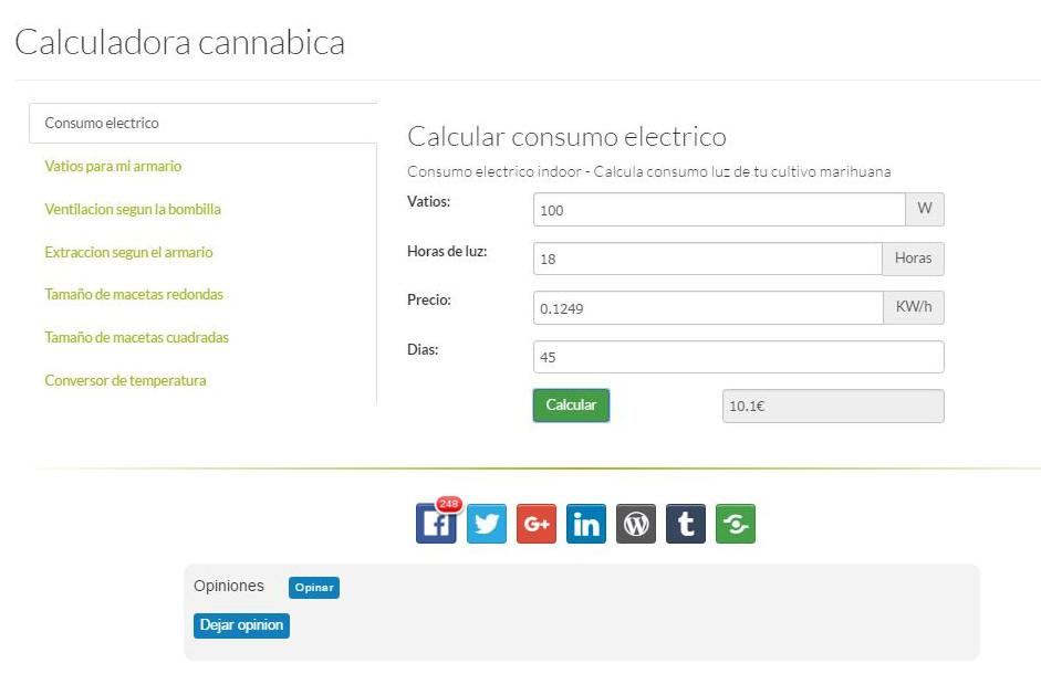 Calculadora - eurogrow.es