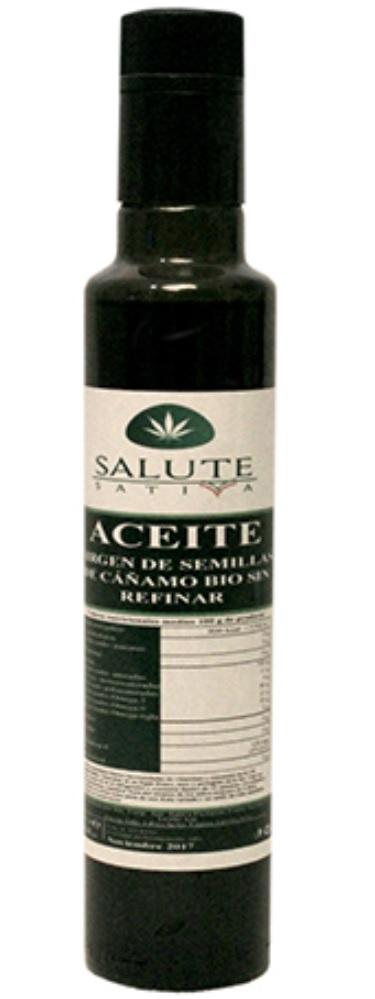 Aceite de Cañamo BIO