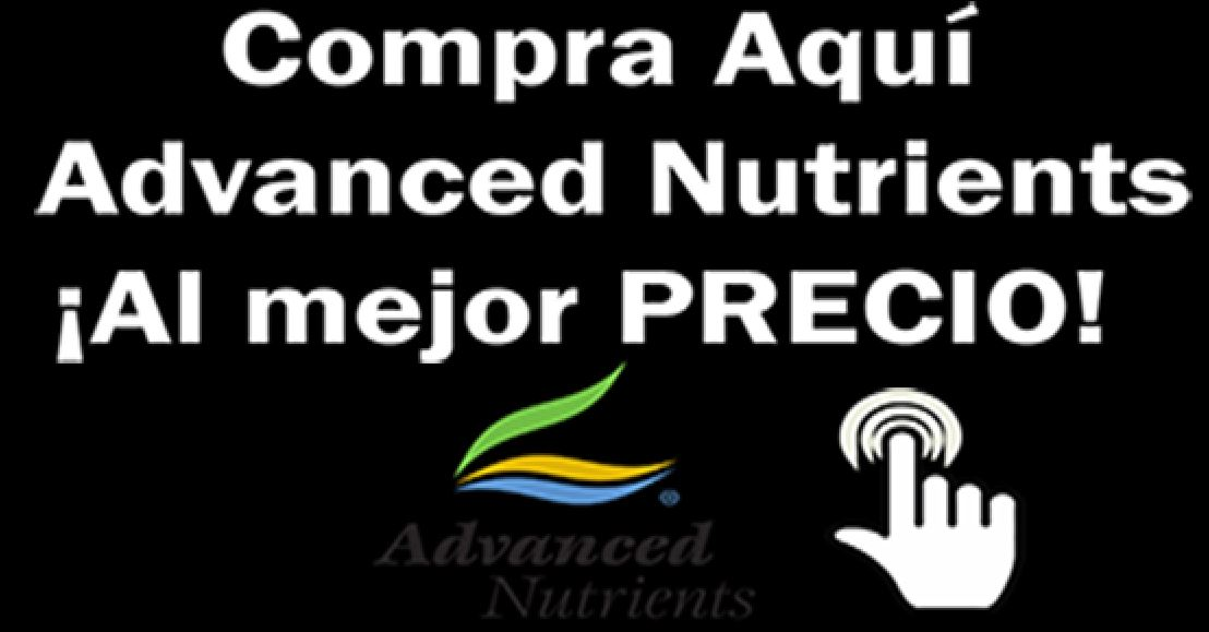 tabla de advanced nutrients