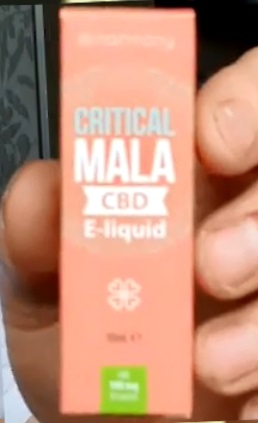 CBD E Liquid Critical Mala