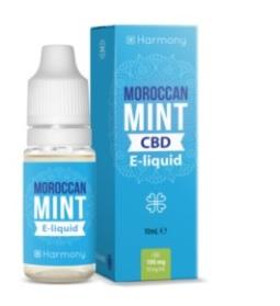 CBD E Liquid Moroccan Mint