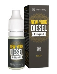 CBD E Liquid New York Diesel