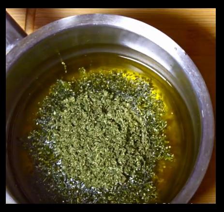 Como hacer aceite de marihuana
