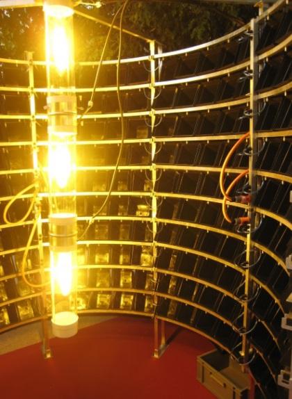 Cultivo Vertical Hidroponico Pi-Rack
