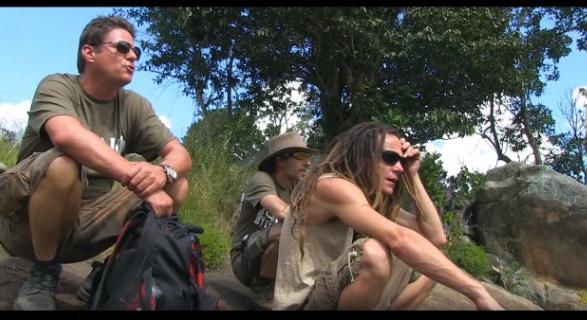 Franco Simon Arjan Strain Hunters