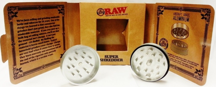 Grinder Super Shreeder RAW