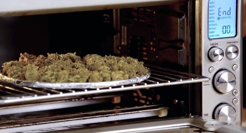 Marihuana con Hongos