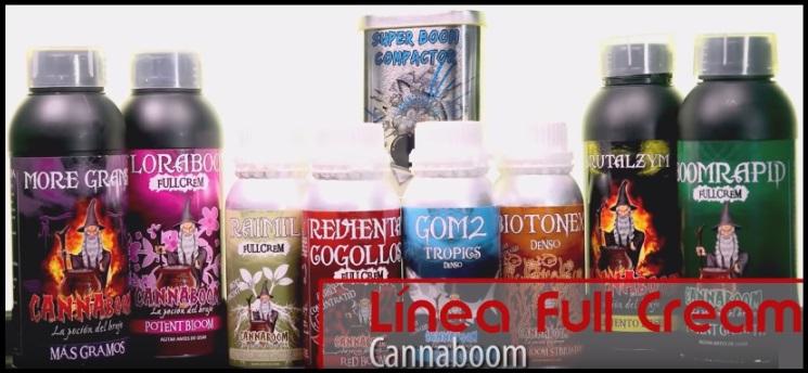 cannaboom fertilizantes