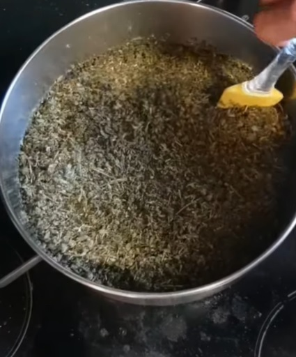 hgfjkhljk - ¿Cómo hacer chocolate de marihuana?