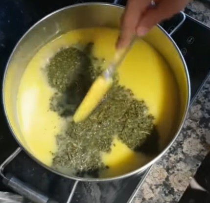 uguhkhkh - ¿Cómo hacer chocolate de marihuana?