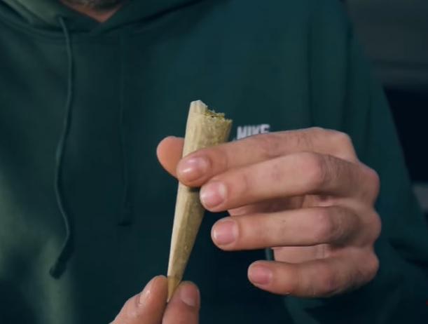 fumar cbd coloca