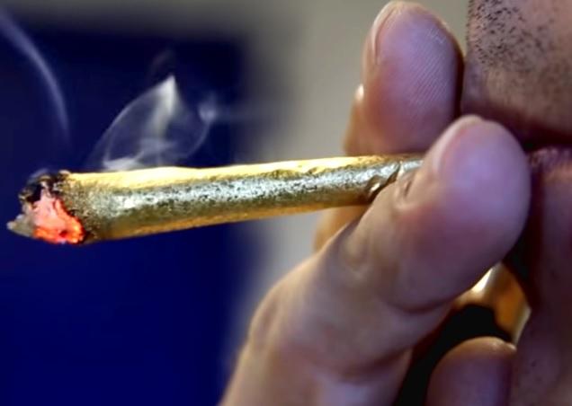 Papel de fumar de oro