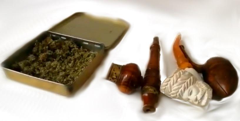 Pipas para fumar Hierba