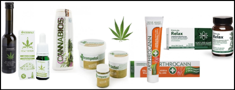 Productos CBD