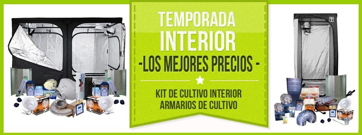Comprar Kit de cultivo interior | Armarios de cultivo