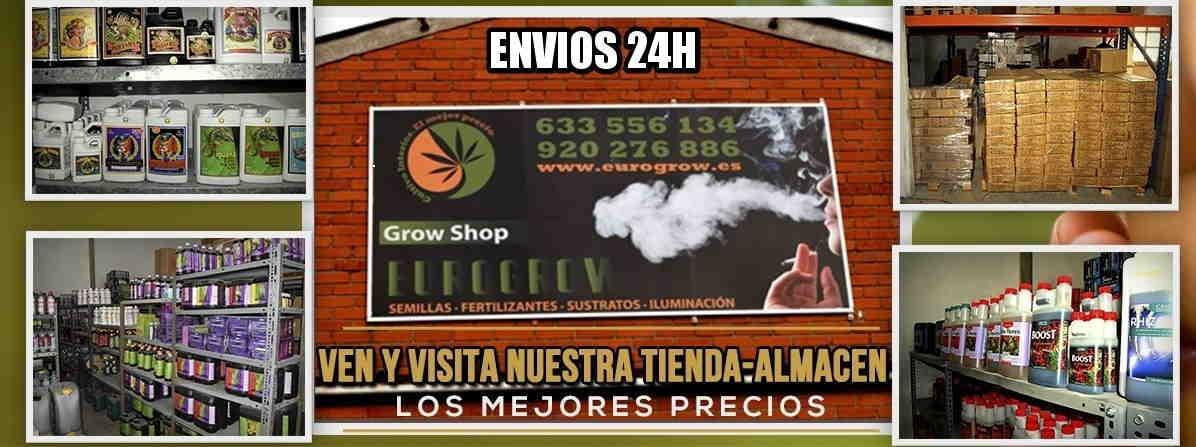 EL MEJOR GROW SHOP DE EUROPA